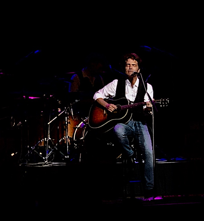 Richard Marx in concert at Ravinia