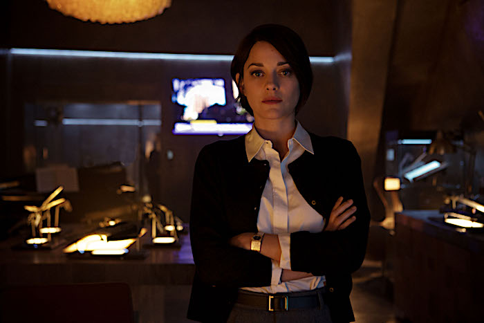 Marion Cotillard is Sophie in Assassin's Creed