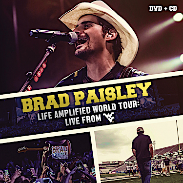 Brad Paisley - Live in Concert