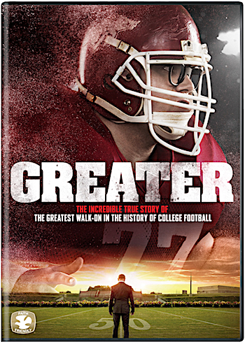 Greater on DVD