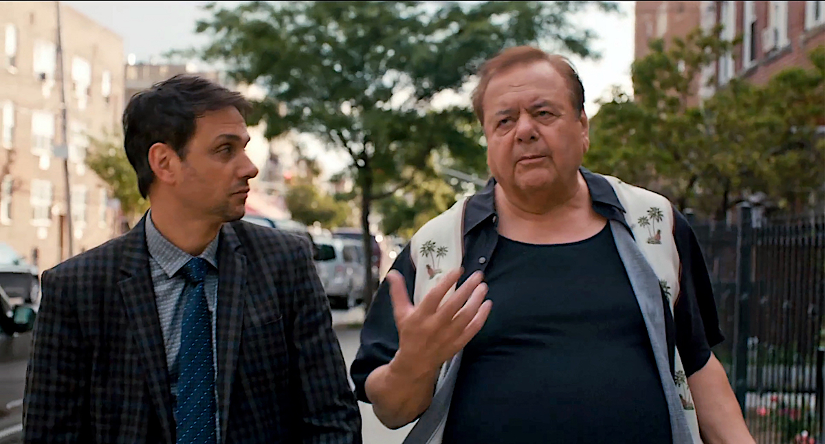 Ralph Macchio and Paul Sorvino in Lost Cat Corona