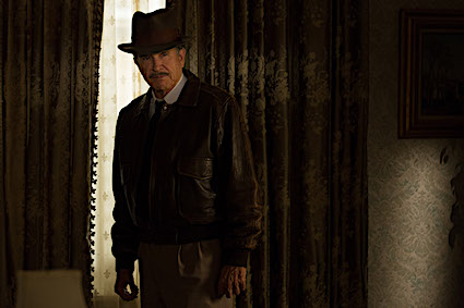 Warren Beatty as Howard Hughes in Rules Don't Apply