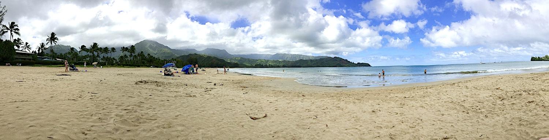 Hanalai Beach